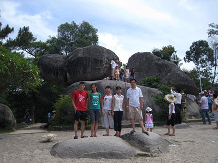 Hon Trong Mai Sam Son