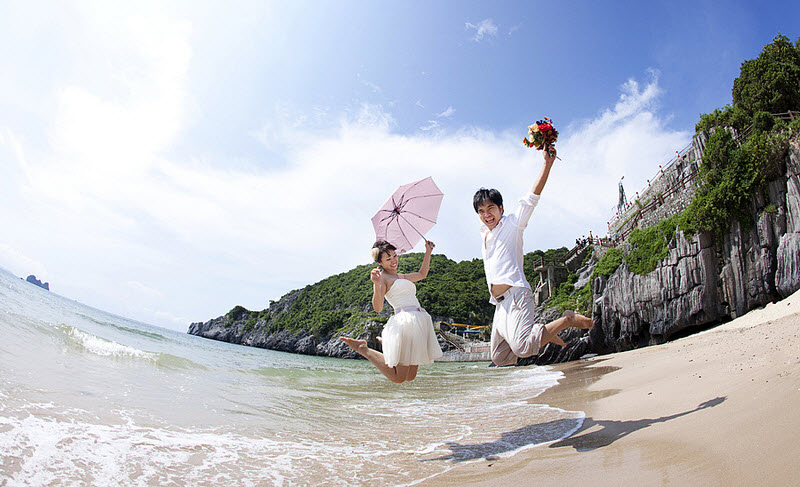 Tour Du Lịch Honeymoon Hạ Long