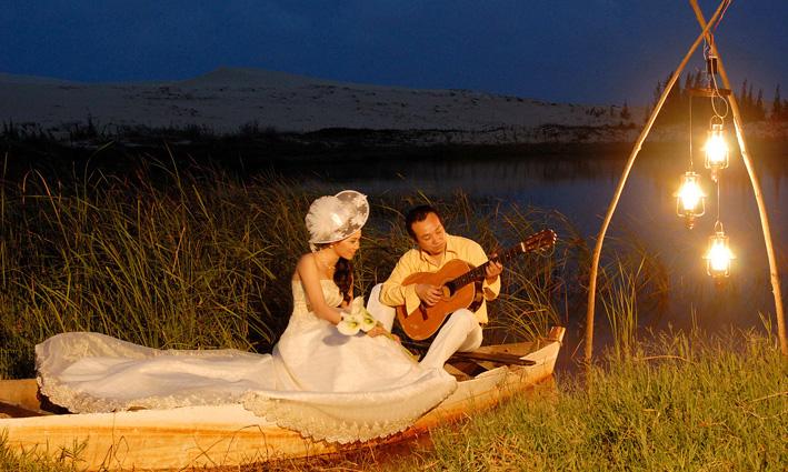 Tour Du Lịch Honeymoon Minh Châu - Quan Lạn