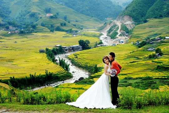 Tour Du Lịch Honeymoon Sapa