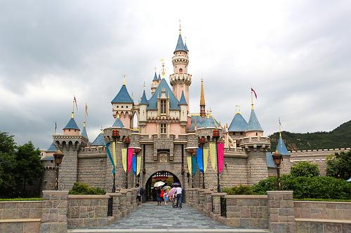 Du Lịch Hong Kong Disneyland
