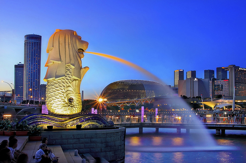 Tour Tết Singapore