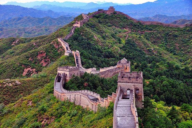 Du lich Bắc Kinh Vạn Lý Trường Thành Trung Quốc