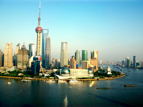 Du lich Thượng Hải Trung Quốc