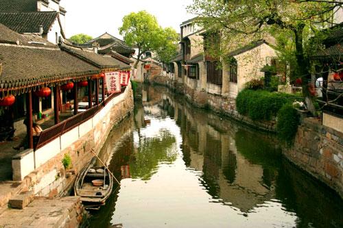 Du lịch Tô Châu, Trung Quốc