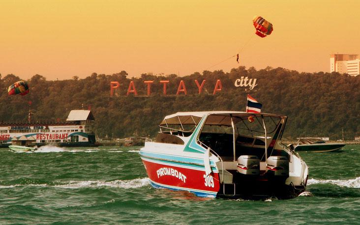 Du lich Pattaya Thái Lan