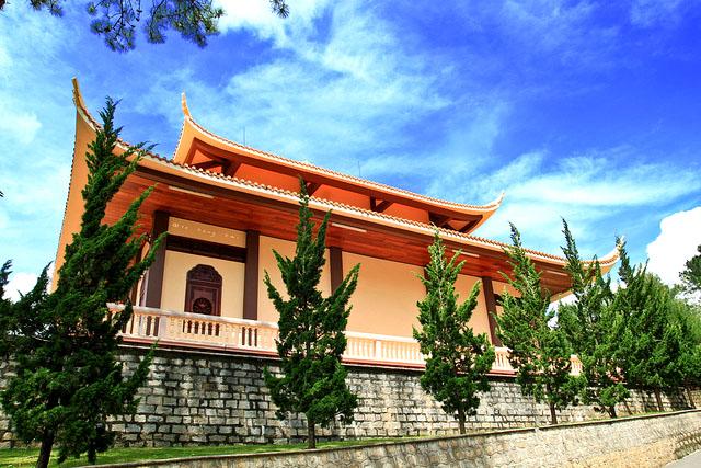 Du Lich Thiền Viện Trúc Lâm Đà Lạt