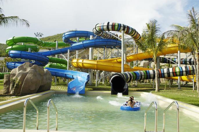 Khu công viên nước Vinpearl Nha Trang