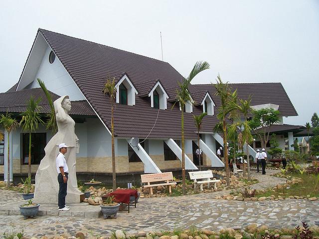 Bệnh xá Đặng Thùy Trâm, Quảng Ngãi