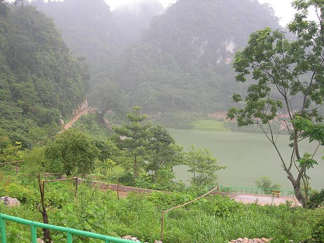 Du lịch Hồ Thăng Hen, Trà Lình, Cao Bằng