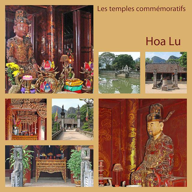 Đền thờ Vua Đinh và Vua Lê Hoa Lư Ninh Bình
