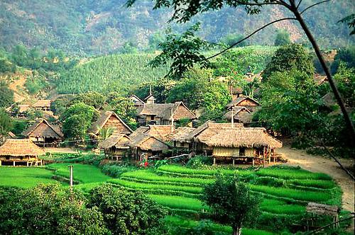 Du lịch Mai Châu Hòa Bình