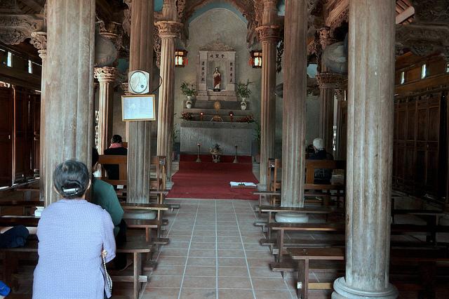 Du lịch nhà thờ đá Phát Diệm Ninh Bình