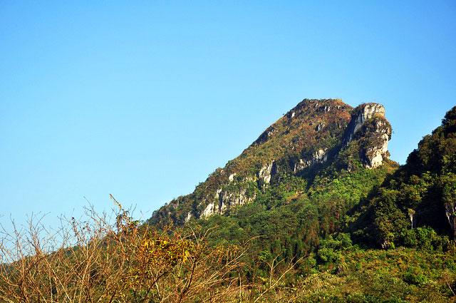 Du lịch núi Hàm Rồng Sapa