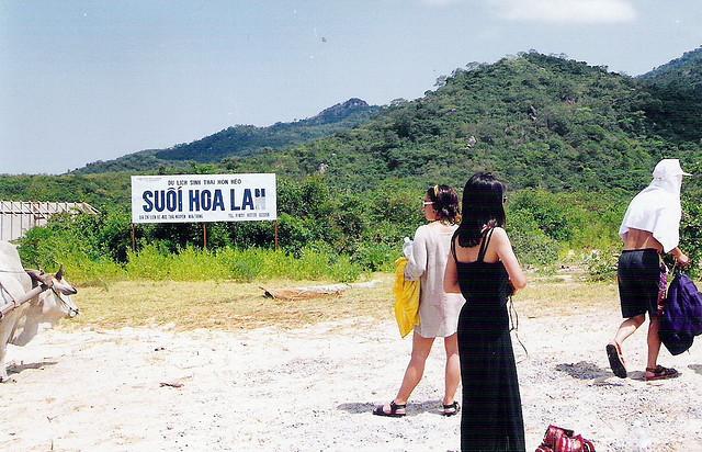 Suối Hoa Lan, Nha Phù, Nha Trang