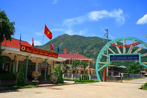 Du lịch Hòa Bình tắm khoáng nóng Kim Bôi