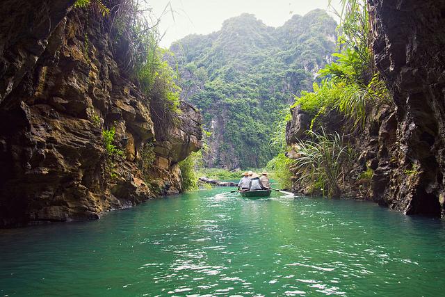 Du lịch Tràng An Ninh Bình
