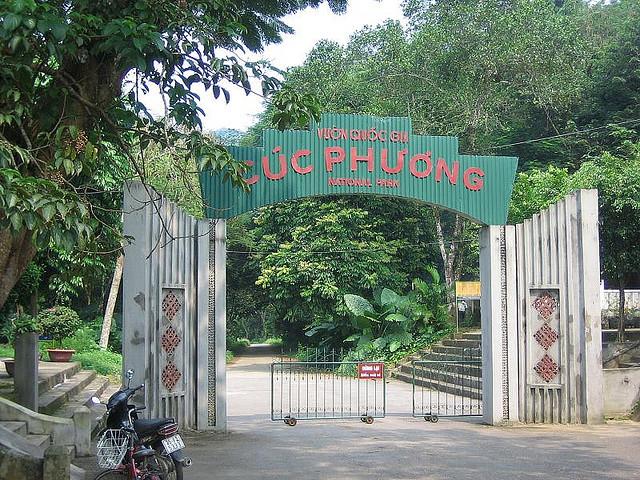 Du lịch Vườn quốc gia Cúc Phương Ninh Bình