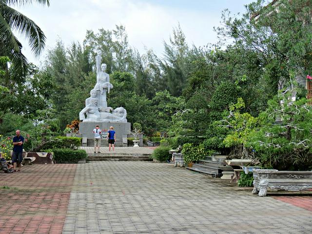 Khu chừng tích Sơn Mỹ, Sơn Tịnh, Quảng Ngãi
