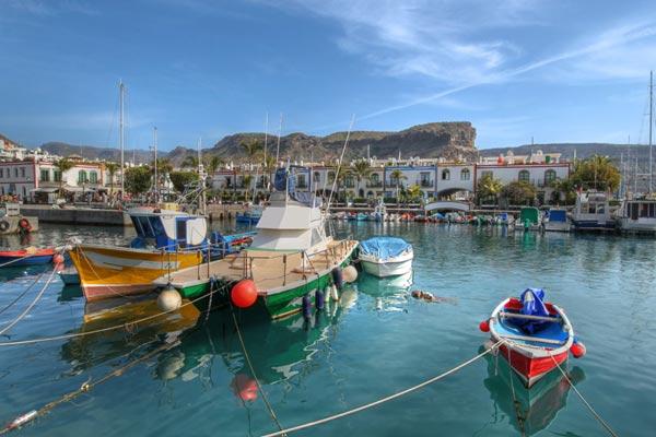 Du lịch Quần đảo Canary, Anh