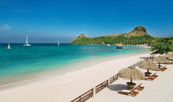 Du lịch Pigeon island st Lucia