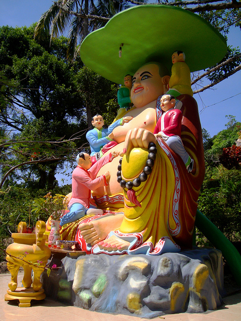 Chua HUng Long Tu Phu Quoc
