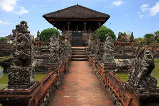 Tham quan Klungkung, cố cung của Bali ngày xưa