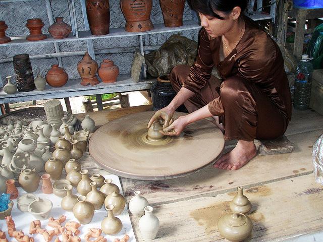 Du Lịch Làng gốm Thanh Hà, Hội An