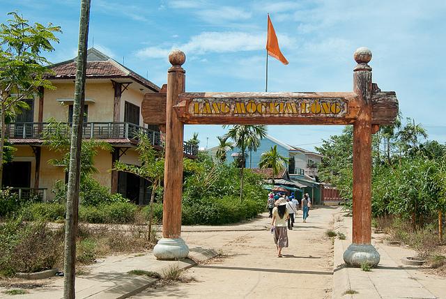 Du Lịch Làng Mộc Kim Bồng, Hội An