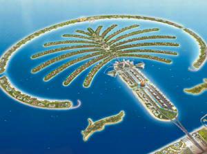 Khu Đảo Cọ hay còn gọi lại Quần đảo Palm Jumeirah
