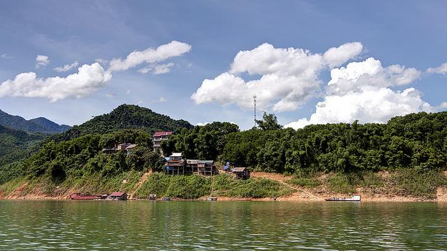 Du lịch Thung Nai, Hòa Bình