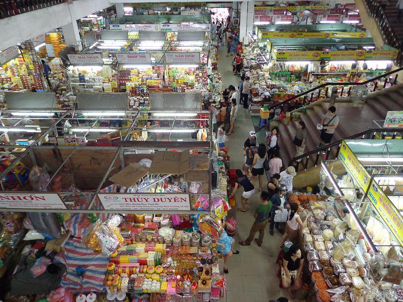 Chợ Sông Hàn