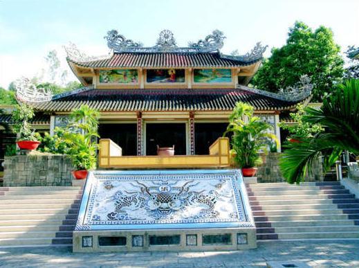 Du lich Chùa Long Sơn Lễ phật cầu an