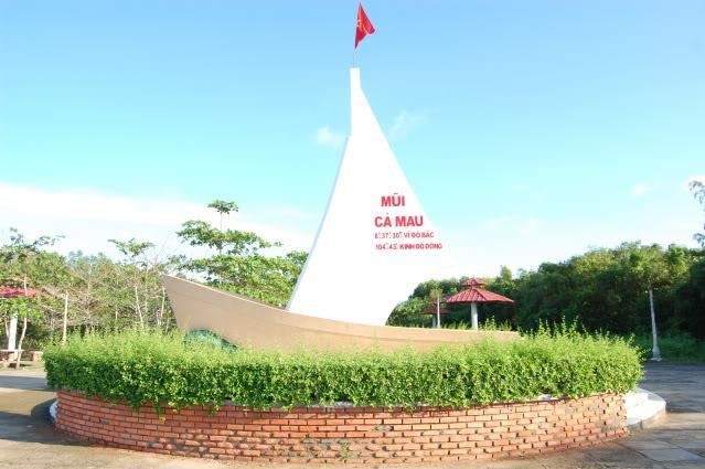 Du lich mũi Cà Mau Nơi địa đầu của Tổ Quốc