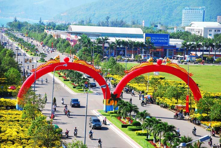 Du lich Phú Yên- Bình Định